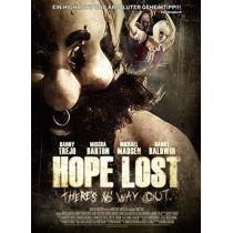 Hope Lost - Uncut - Limited Uncut Edition (+ DVD), Cover B