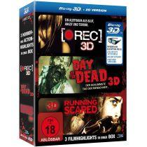 Horror und Action - Box (inkl. 2D-Versionen)
