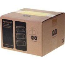 HP 90 Tintenpatronen cyan (400 ml) (3er-Packung)