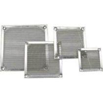 InLine® Lüftergitter, Aluminium Filter, 92x92mm