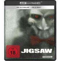 Jigsaw - SAW VIII (4K Ultra HD) (+ Blu-ray 2D)