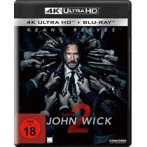 John Wick: Kapitel 2 (4K Ultra HD) ( + Blu-ray)
