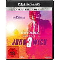 John Wick: Kapitel 3 (4K Ultra HD) (+ Blu-ray 2D)