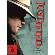Justified - Die komplette Serie [18 DVDs]