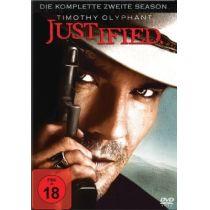 Justified - Season 2 [3 DVDs]