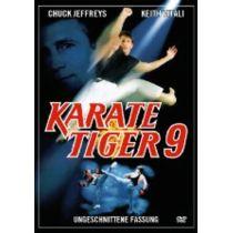 Karate Tiger 9 - Uncut