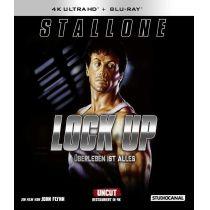 Lock up - Überleben ist alles - Uncut (4K Ultra HD + Blu-ray 2D)
