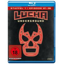 Lucha Underground 1.2 - Episode 21-39 [4 BRs]