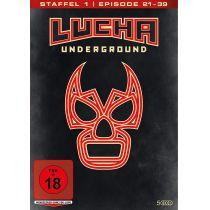 Lucha Underground 1.2 - Episode 21-39 [5 DVDs]