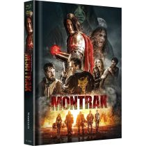 Montrak - Mediabook - Cover A (Offizielles Kinoplakat) - Limited Edition auf 333 Stück (+ DVD) (+ Bonus-DVD)