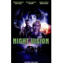 Night Vision - Hardcover - Limited Edition auf 66 Stück (+ DVD)