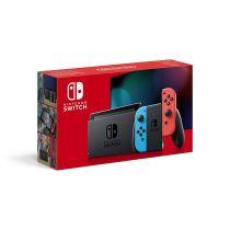 Nintendo Switch - Konsole Neon-Rot / Neon-Blau (neue Edition)