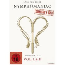 Nymphomaniac Vol. 1&2 [Director´s Cut] [2 DVDs]