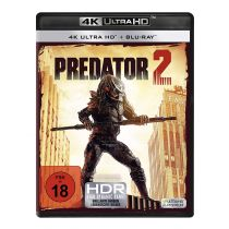 Predator 2 (4K Ultra HD) (+ Blu-ray 2D)