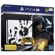 PS4 - Konsole PRO 1TB Death Stranding Limited Edition