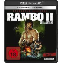 Rambo II - Der Auftrag / Uncut (4K Ultra HD)