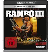 Rambo III / Uncut (4K Ultra HD)