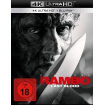 Rambo - Last Blood (4K Ultra HD) (+ Blu-ray 2D)