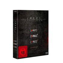 [Rec] - Evolution [4 Blu-Rays]