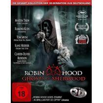 Robin Hood - Ghosts of Sherwood [2 DVDs] (+ 2 anaglyphe 3D DVDs) (+ CD) (+ 8 Postkarten)