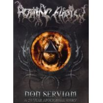 Rotting Christ - Non Serviam/A 20 Year Apocryphal Story [2 DVDs] (+ 2 CDs)