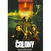 The Colony - Hell Freezes Over - Mediabook - Cover B - Limitiert auf 111 Stück (+ DVD)
