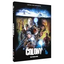 The Colony - Hell Freezes Over - Mediabook - Limitiert auf 222 Stück (Cover A)