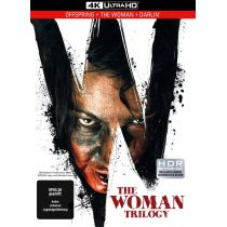 The Woman Trilogy - 3-Disc Limited Collector's Edition im UHD-Mediabook/Uncut (4K Ultra HD/UHD)