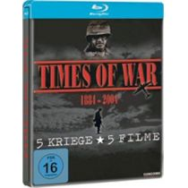 Times Of War - 5 Kriege/5Filme [5 BRs]
