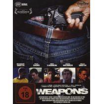 Weapons - Störkanal Edition (Digipack mit Booklet im Schuber)