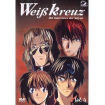 Weißkreuz Vol. 4 (Originalsprache mit Untertiteln)