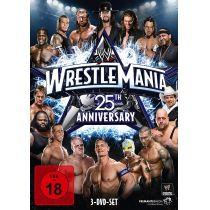Wrestlemania 25 [3 DVDs]