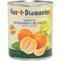 4-Diamanten Mandarin Orangen 480g