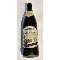 Aldersbacher Zwickl Bier 0,5 ltr.