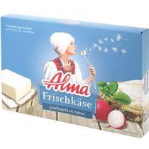 Alma Frischkäse Natur 65% Fett 120 g