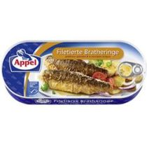 Appel Bratheringe filetiert 200g