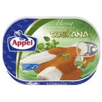 Appel Heringsfilets in Toskana-Sauce 200g