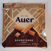 Auer Baumstämme Classic (Kakao) 100 g