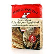 Backmischung für Ruchbrot nach Schweizer Art 1kg