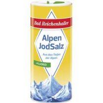 Bad Reichenhaller Alpen Jodsalz mit Fluorid Streuer 500g