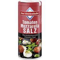 Bad Reichenhaller Mozzarella Tomaten Salz 90g