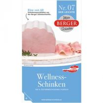 Berger Wellness Schinken 100g
