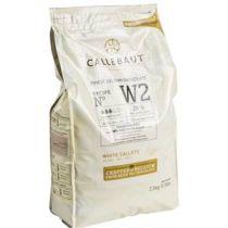 Callebaut Couvertüre weiß Callets 28 % 2,5 kg