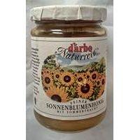 Darbo feiner Sonnenblumenhonig naturrein 500g