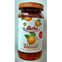 Darbo Fruchtaufstrich 60% Marille kalorienreduziert fein passiert 220g