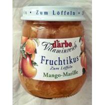 Darbo Fruchtikus Mango-Marille 125g