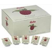 Darbo Portionen Himbeer 50% Fruchtanteil 100 x 25 g