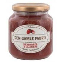 Den Gamle Fabrik Rhabarber Erdbeere Fruchtaufstrich 380 g