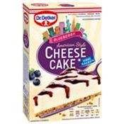 Dr. Oetker Cheesecake American Style Blueberry 355g