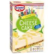 Dr. Oetker Cheesecake American Style Lemon 355g